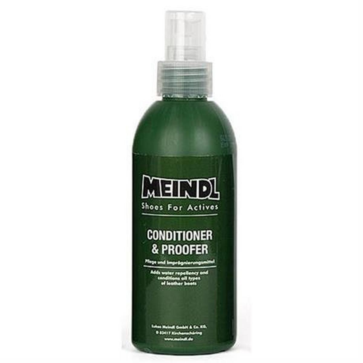Meindl Shoe & Boot Care: Conditioner and Proofer