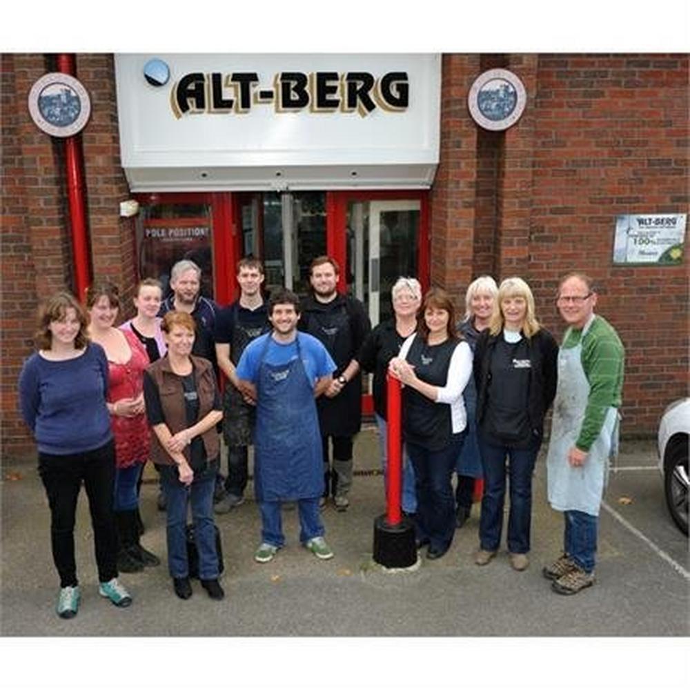 Altberg Boot Care: Leder Gris CLEAR Wax 80g