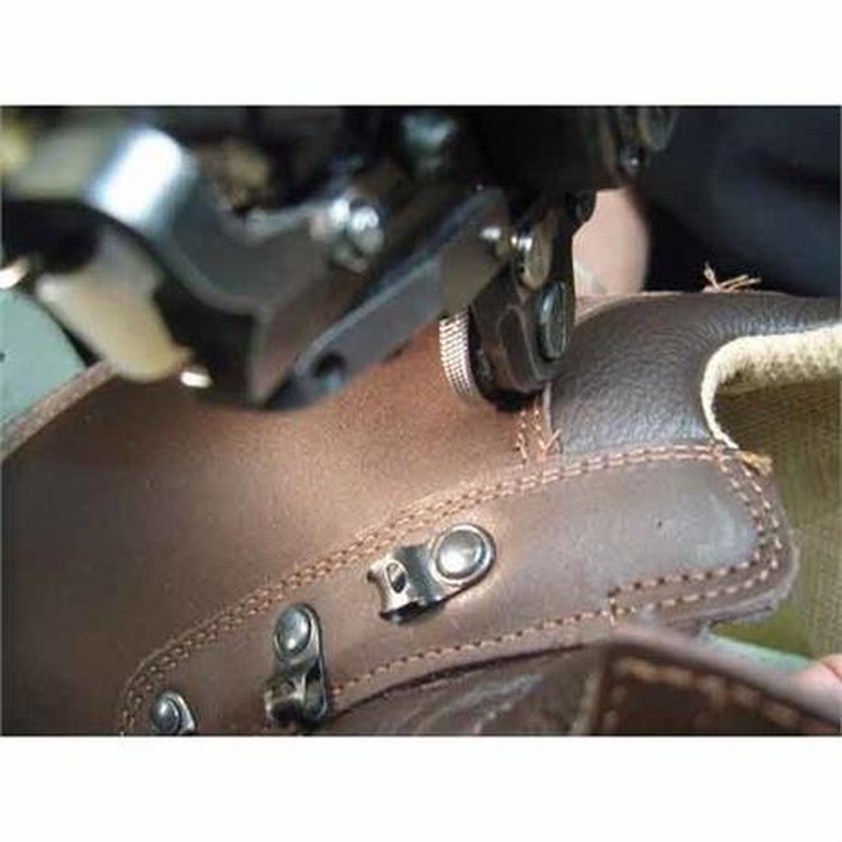 Altberg Boot Care: Leder Gris MoD BROWN Wax 80g
