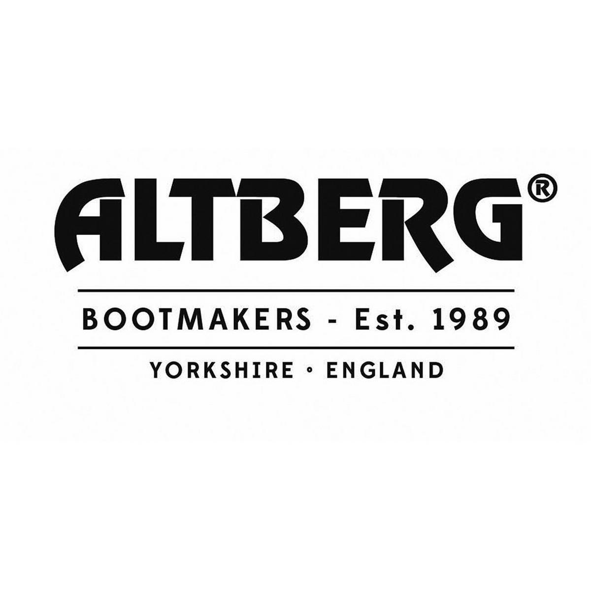 Altberg Boot Care: Leder Gris Wax High Shine MoD BROWN 80g