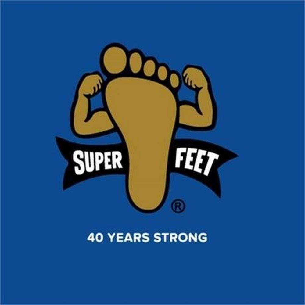 Superfeet Insoles Trim-to-Fit Blue