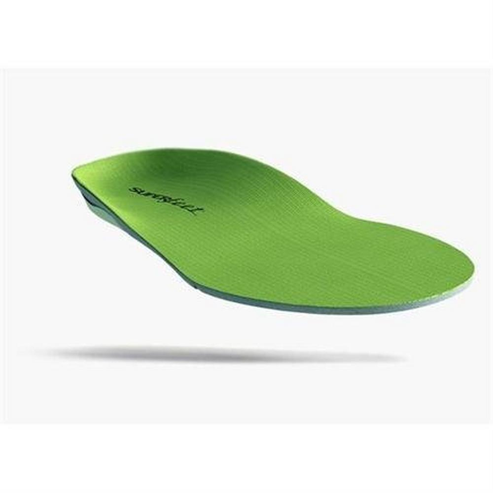 Superfeet Insoles Trim-to-Fit Wide Green