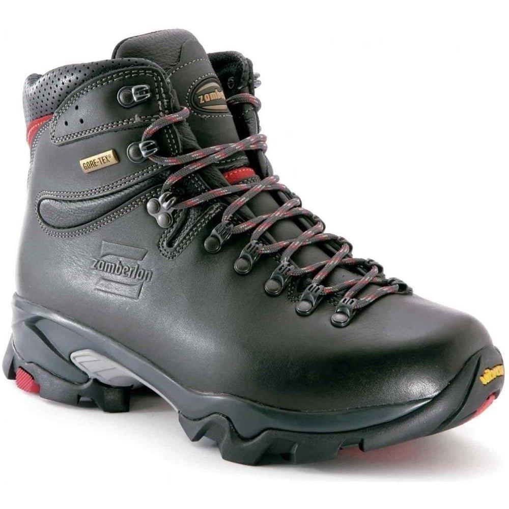 Zamberlan Boots Men's Vioz GTX Dark Grey