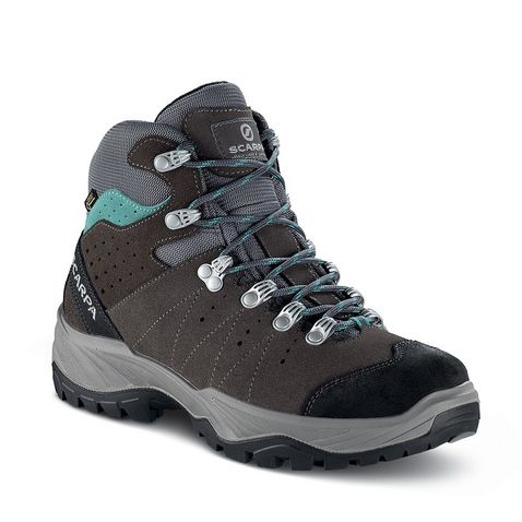 Grey Scarpa Women s Mistral Gore-Tex Walking Boot ... 670b8edff