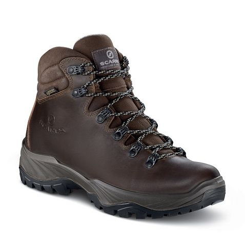 Brown Scarpa Women s Terra Gore-Tex Walking Boot ... 8e135a4d8