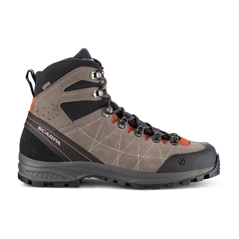 Scarpa Boots Men's R-Evo GTX Suede Cigar/Rust