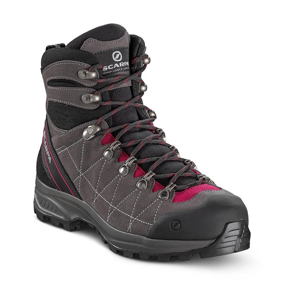 Scarpa Boots Women's R-Evo GTX Titanium/Cherry