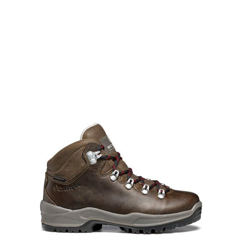 Scarpa Boots Children's Terra Waterproof Brown