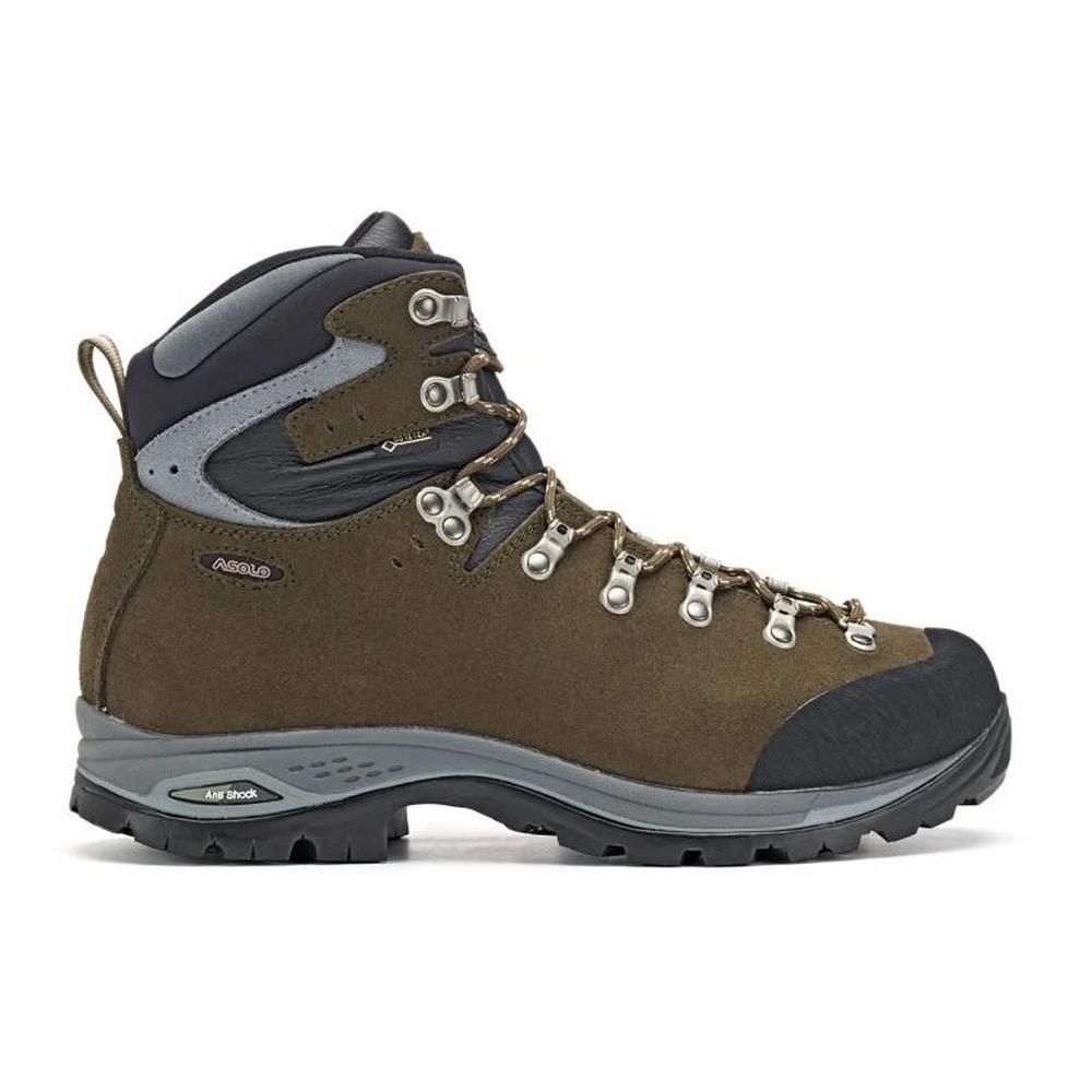 Asolo Boots Men's Greenwood GV Major Brown