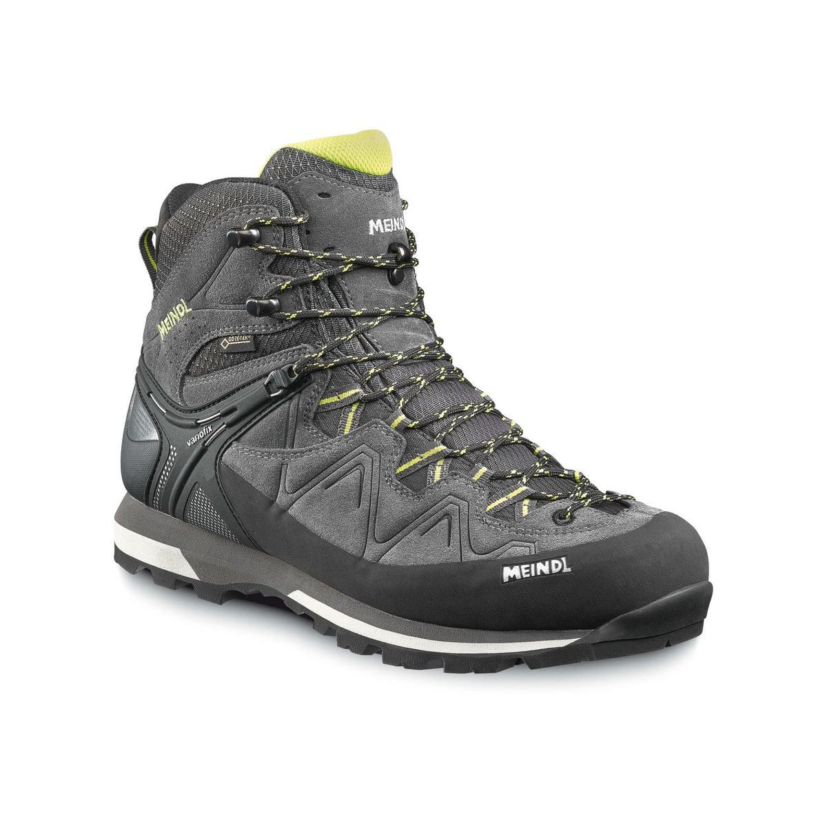 Meindl Boots Men's Tonale GTX Anthracite/Lemon