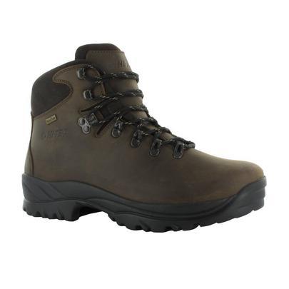 Hi-tec Men's Ravine Waterproof Walking Boots - Brown