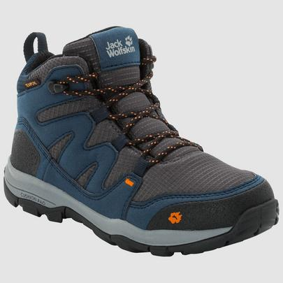 Jack Wolfskin Kids' MTN Attack 3 Texapore Mid Walking Boot