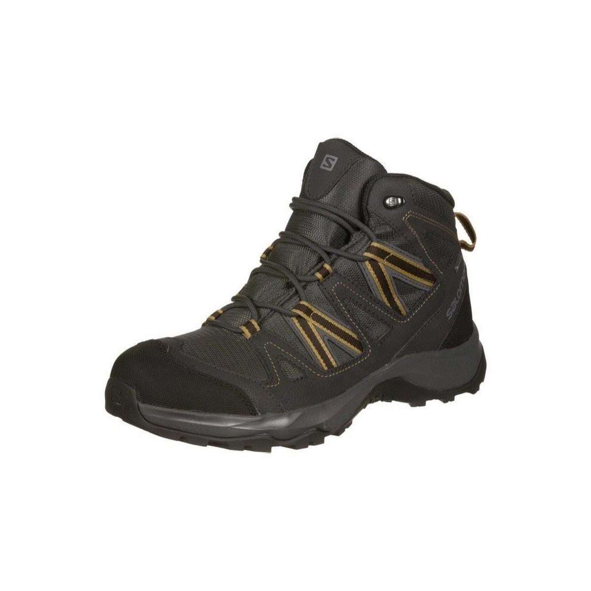 Salomon Men's Leighton Mid GORE-TEX Walking Boot