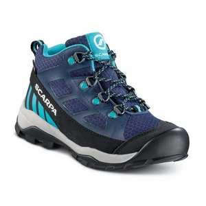 Kids' Scarpa Neutron Kids Mid GTX Boots - Blue