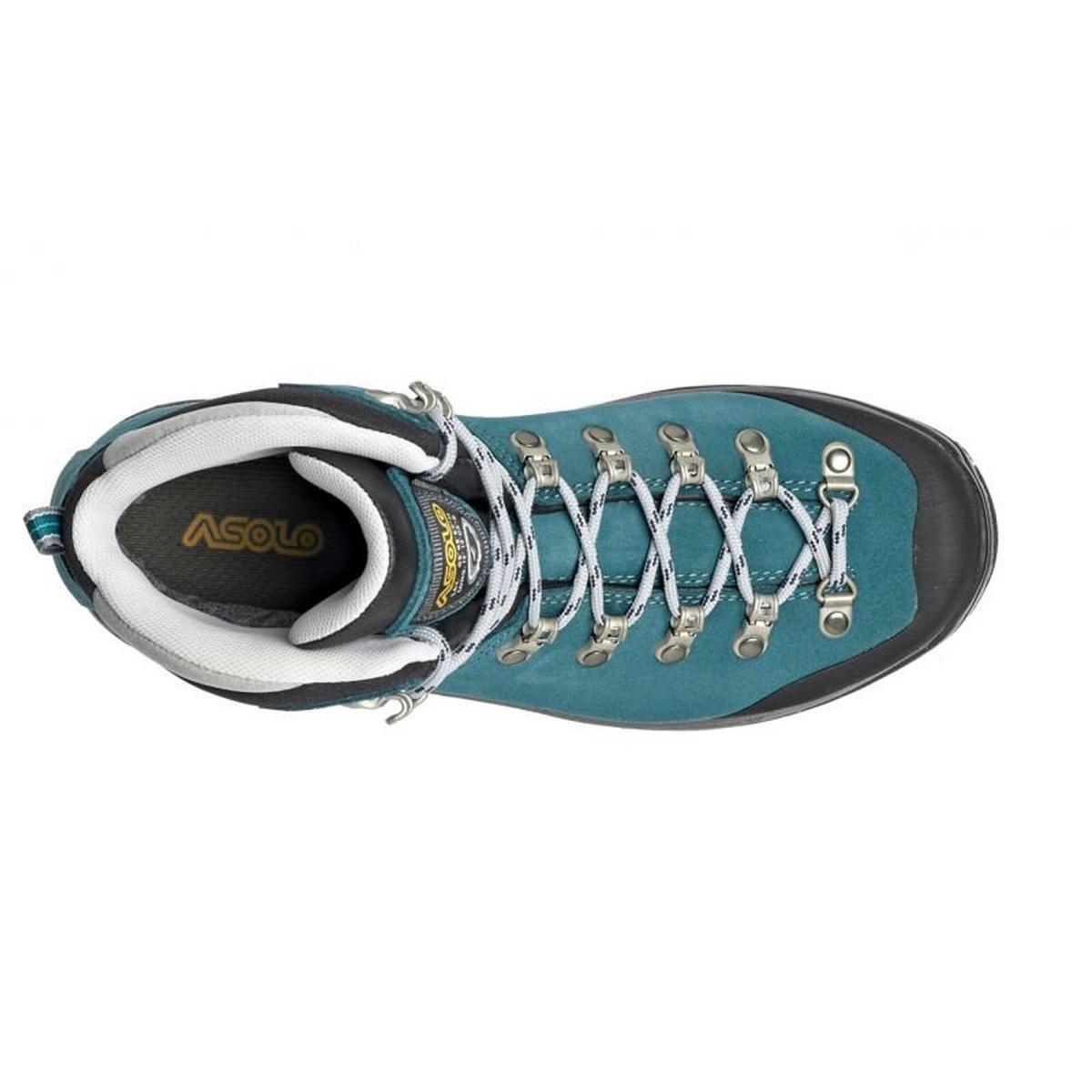Asolo Women's Greenwood GV Hiking Boot - Blue