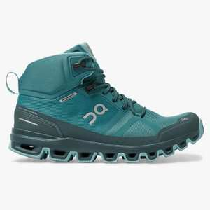 Women's Cloudrock Waterproof Hiking Boot - Storm Wash