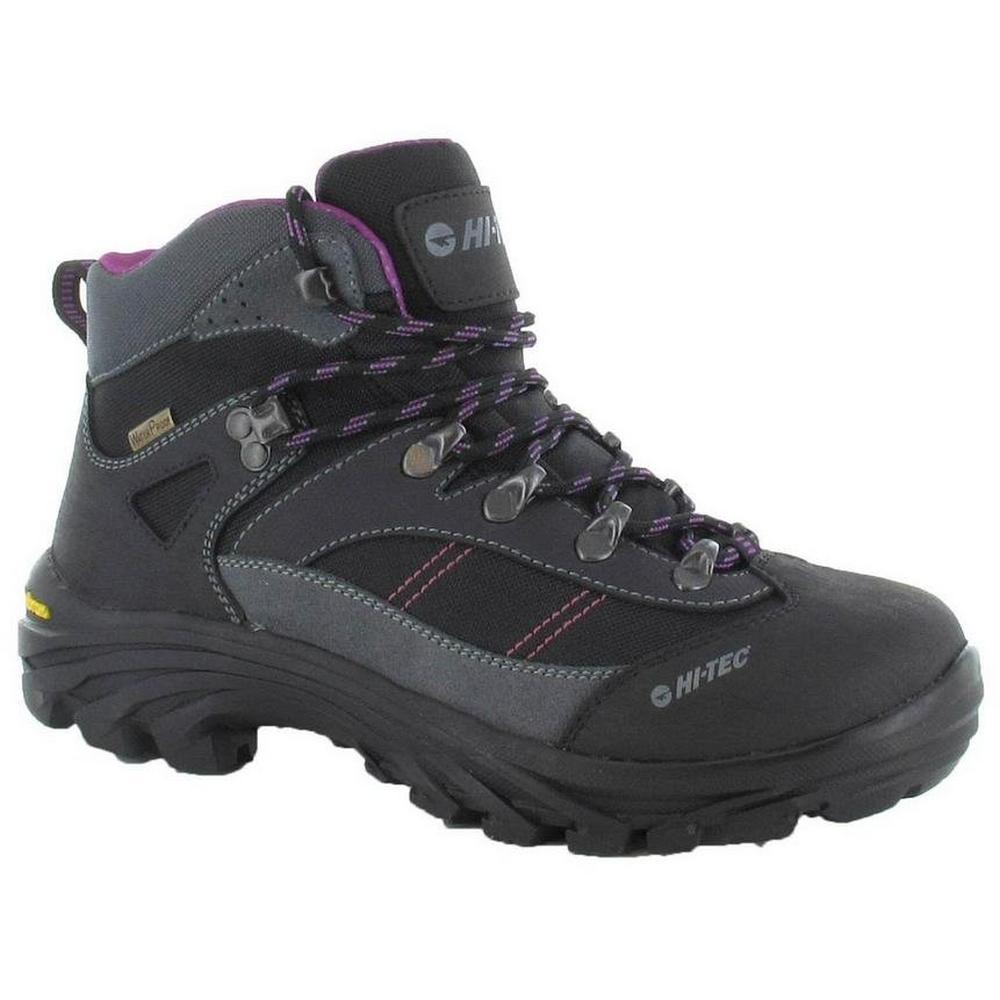 Hi-tec Women's Caha 11 Waterproof Boots - Grey