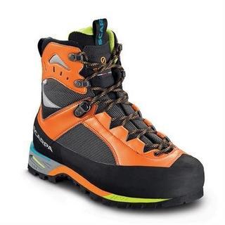 Boots Men's Charmoz OutDry 1051 Shark/Orange (42-48)