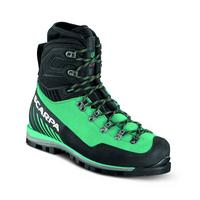 Women's Mont Blanc Pro GORE-TEX Mountaineering Boot - Green/Blue