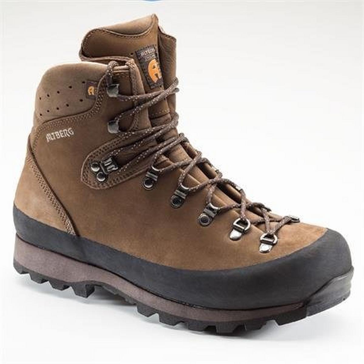 Altberg Boots Men's Nordkapp A-Forme Brown
