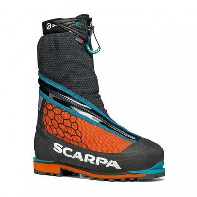 Scarpa Men's Phantom 6000 - Black Orange