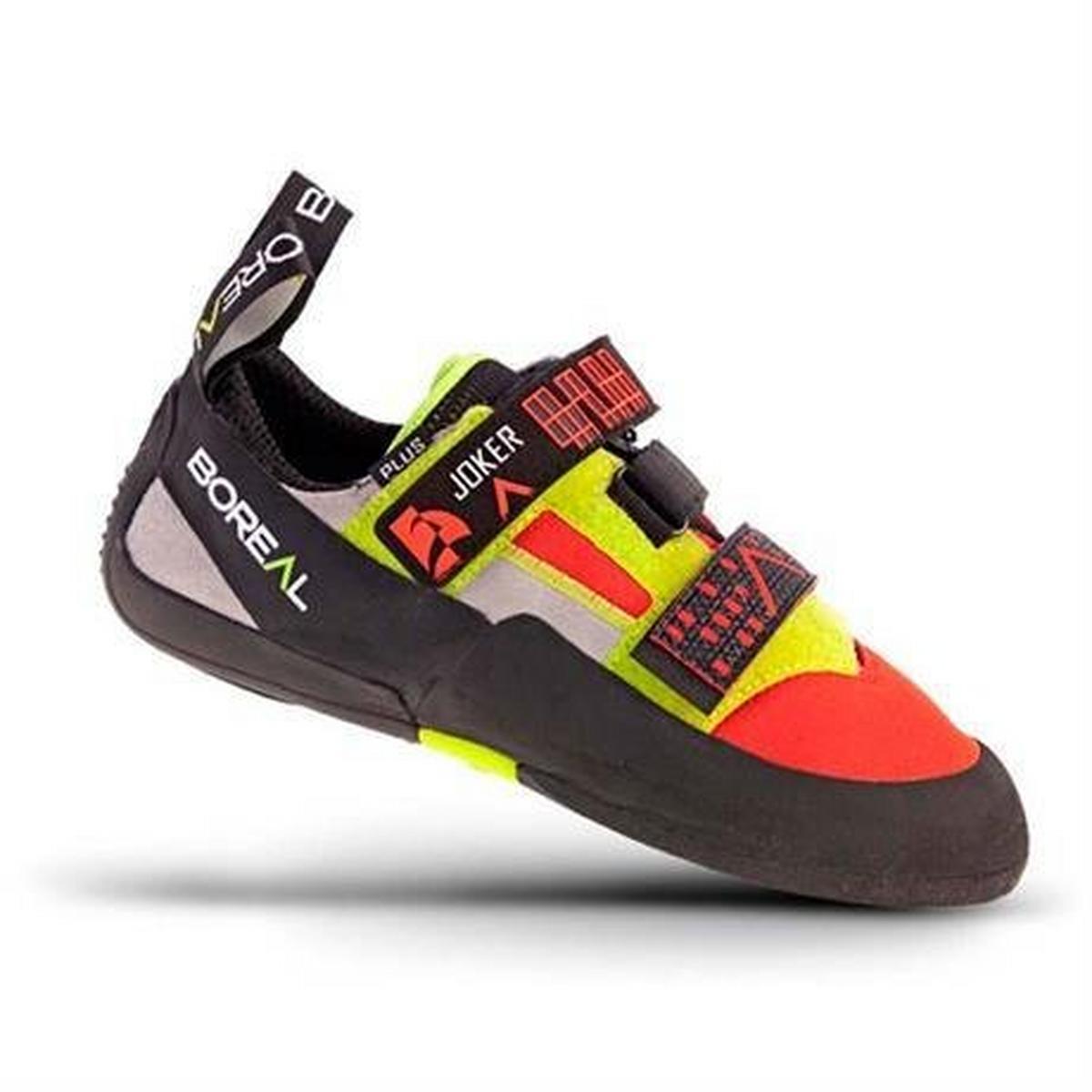 Boreal Rock Shoes Men's Joker Plus Velcro