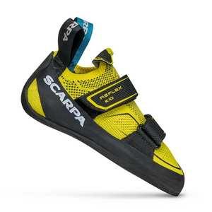 Kids Reflex Velcro - Yellow / Black