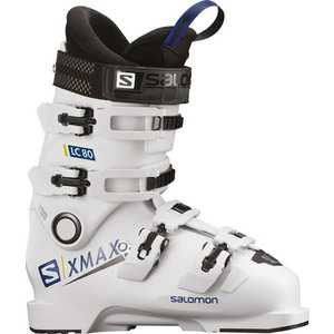 X/MAX LC 80 Junior Ski Boot - White
