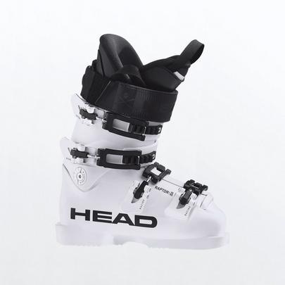Head Raptor 70 RS Junior Ski Boot - White