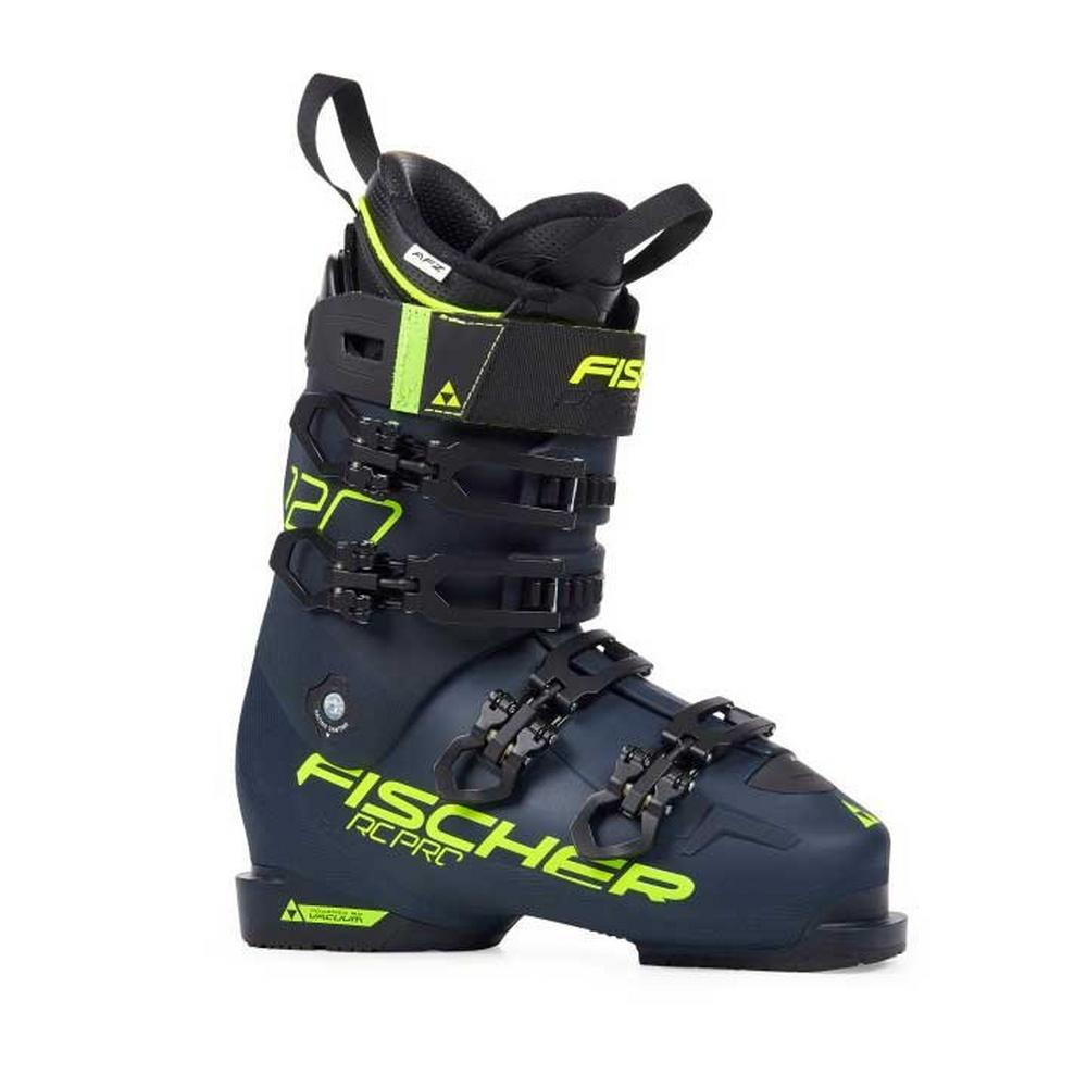 Fischer Men's RC PRO 120 PBV Ski Boot - Dark Navy