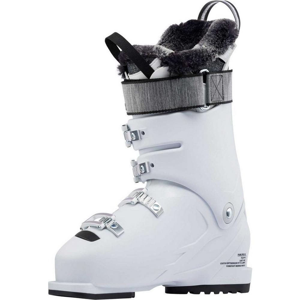 Rossignol Women's Pure Pro 90 Ski Boot - White