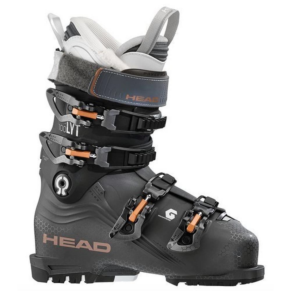 Head Women's NEXO LYT 100 Ski Boot - Grey