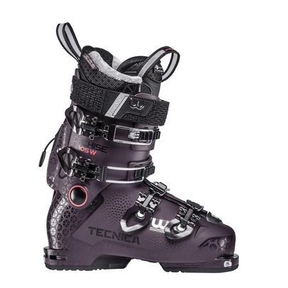 Tecnica Women's Cochise 105 Dyn Ski Boot 2019 - Purple