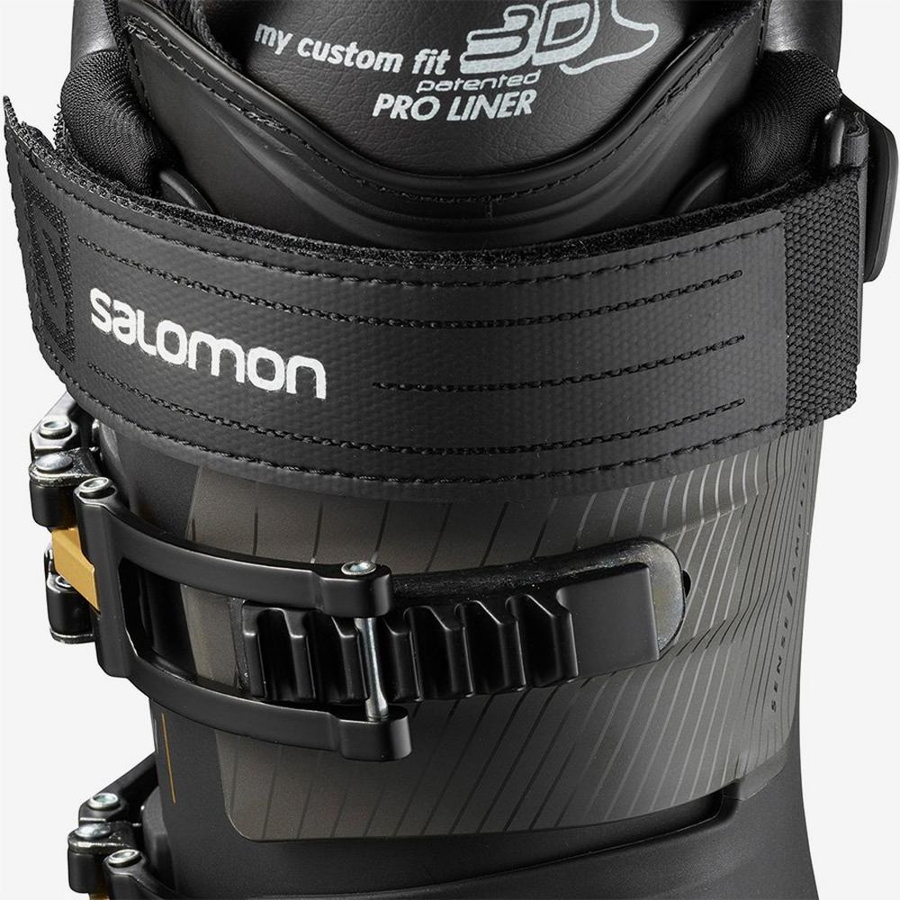Salomon Women's S/MAX 110 Ski Boot - Black