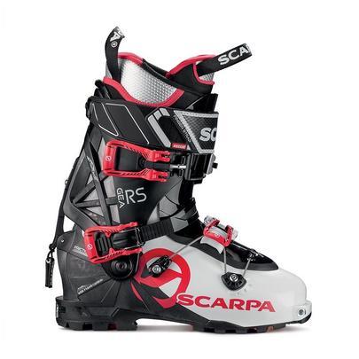Scarpa Women's Gea RS Ski Boot - White/Pink/Black