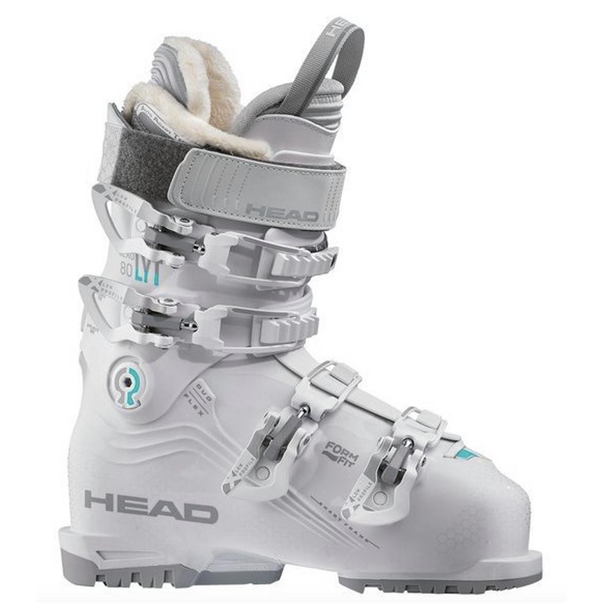 Head Women's NEXO LYT 80 Ski Boot - White