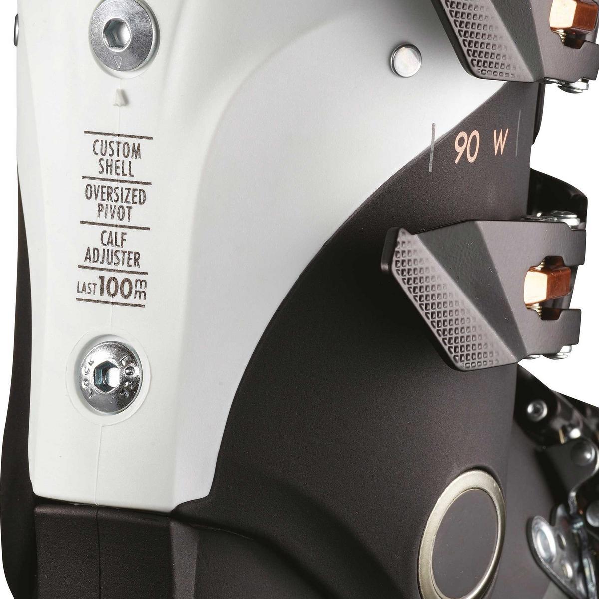 Salomon Women's X Pro 90 Ski Boots - Black