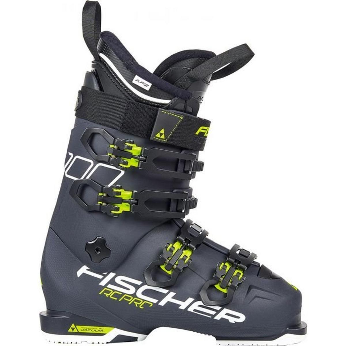 Fischer Men's RC PRO 100 PBV Ski Boot - Black