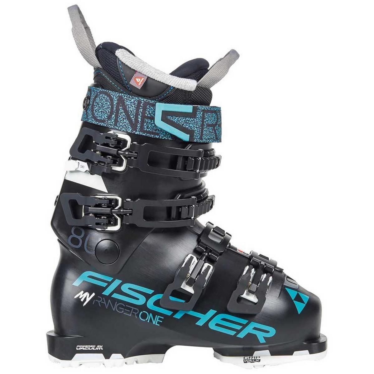 Fischer Women's MY Ranger ONE 80 PBV Walk Ski Boot - Black