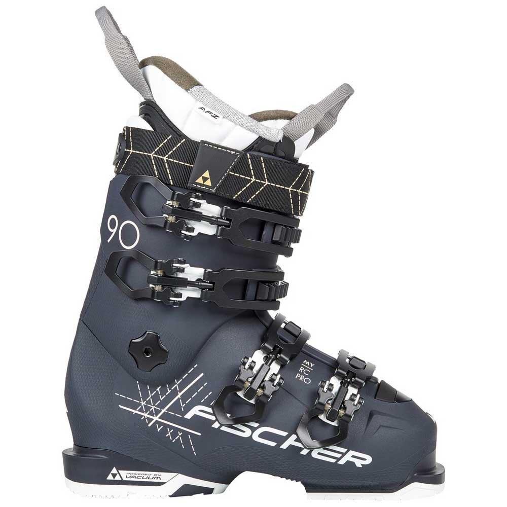 Fischer Women's MY RC PRO 90 PBV Ski Boot - Grey