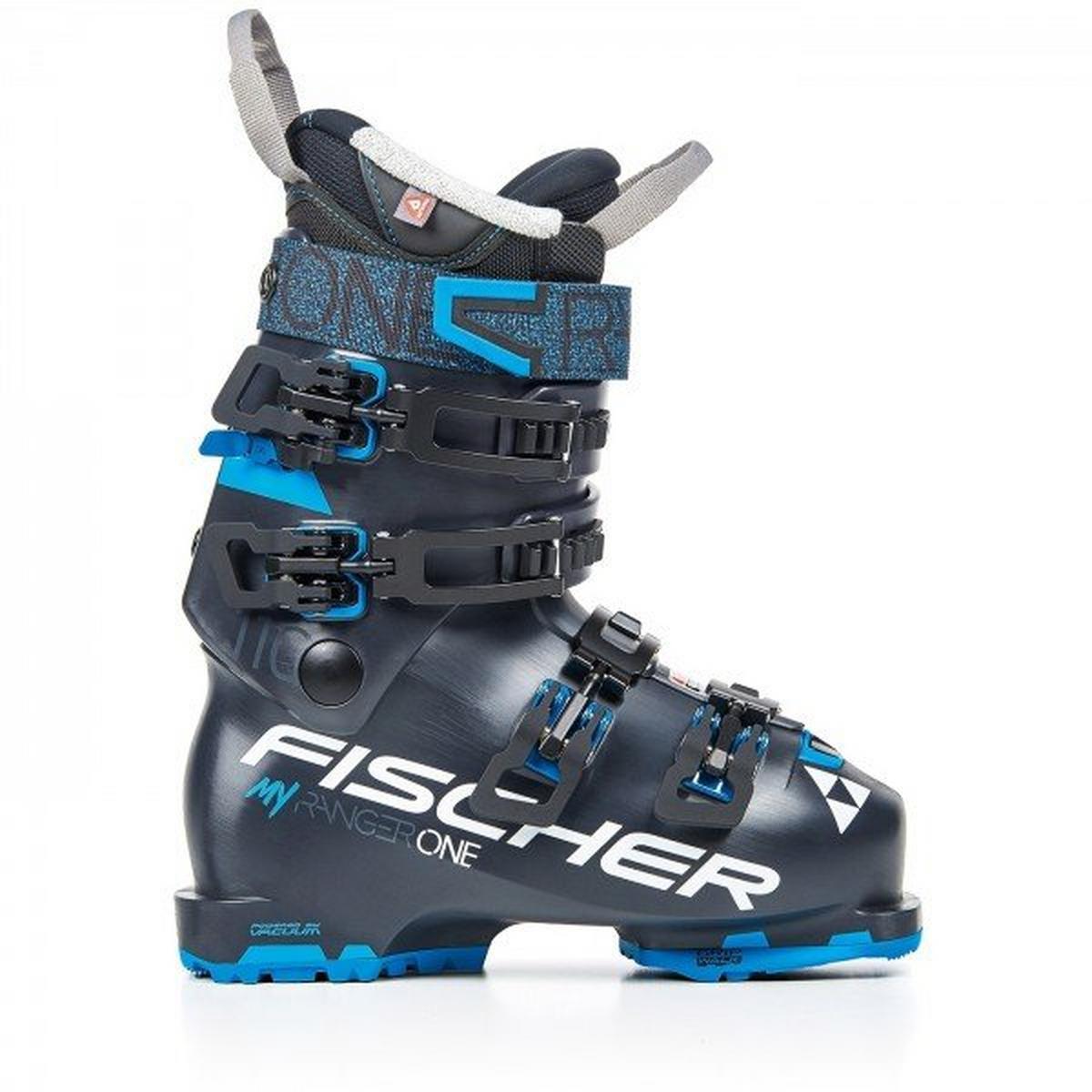 Fischer Women's MY Ranger One 110 PBV Walk Ski Boot - Black/Blue
