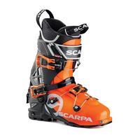 Men's Maestrale Ski Boot - Orange/Black