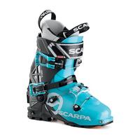 Women's Gea Ski Boot - Black/Blue