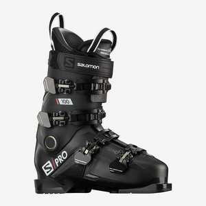 Men's S/PRO 100 Ski Boot - Black