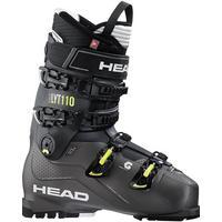 Men's Edge Lyt 110 Ski Boot - Black / Yellow