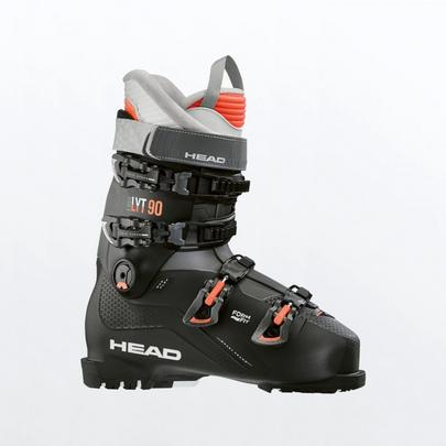 Head Women's Edge Lyt 90 Ski Boots - Black