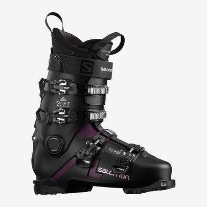 Salomon Women's Shift Pro 90 AT - Black / Burgundy