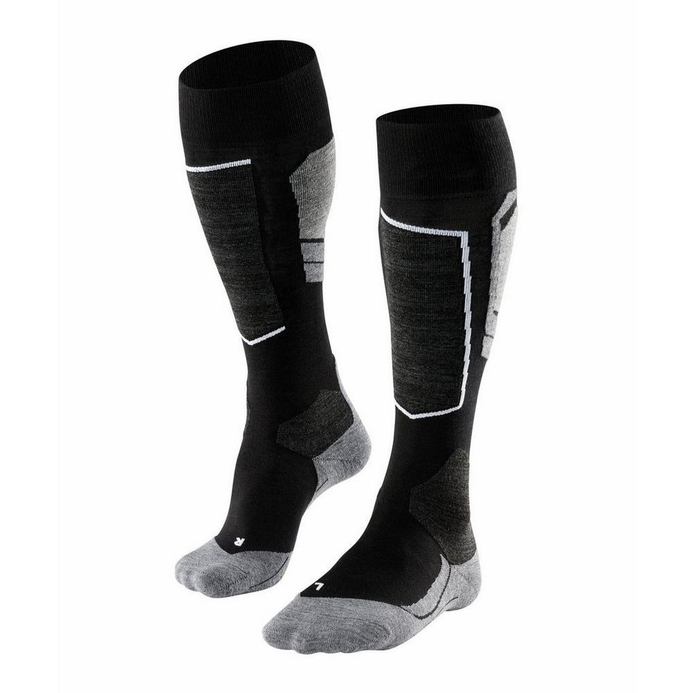 Falke Men's SK4 Ski Sock - Black