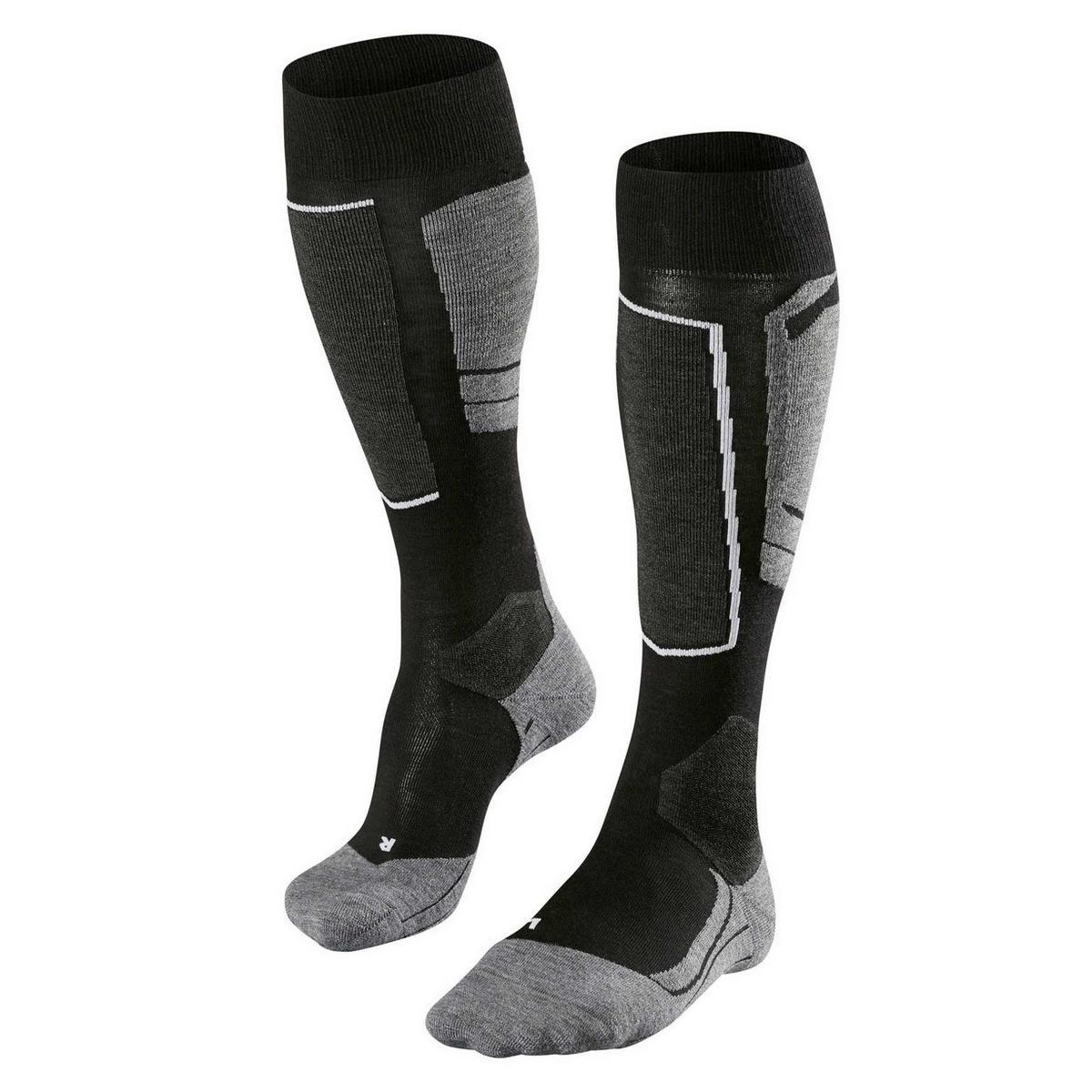 Falke Women's SK4 Ski Socks - Black/Mix