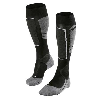 Falke Women's SK4 Ski Socks - Black/Mix